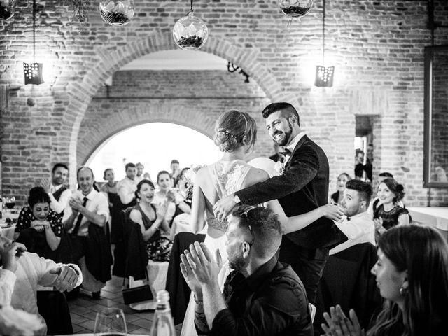 Il matrimonio di Davide e Silvia a Pesaro, Pesaro - Urbino 38