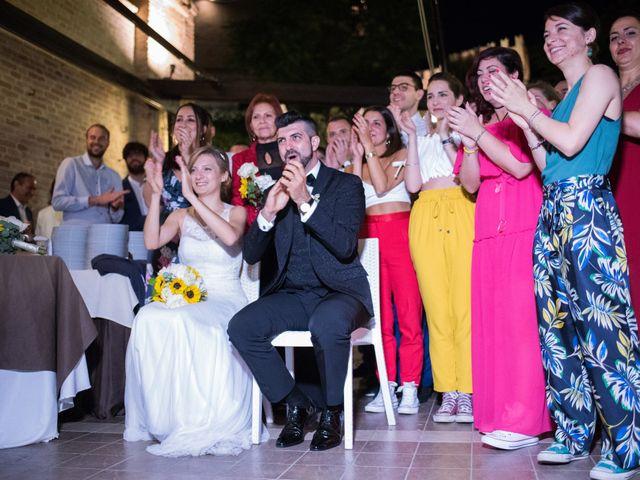 Il matrimonio di Davide e Silvia a Pesaro, Pesaro - Urbino 41