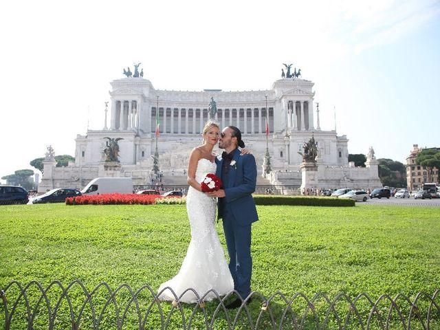 Le nozze di Ida e Angelo