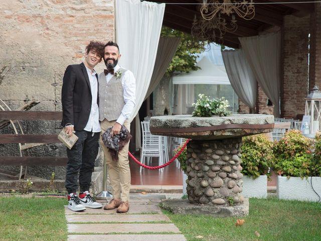 Il matrimonio di Marcella e Giorgio a Volta Mantovana, Mantova 2