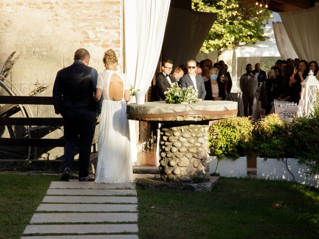 Il matrimonio di Marcella e Giorgio a Volta Mantovana, Mantova 6