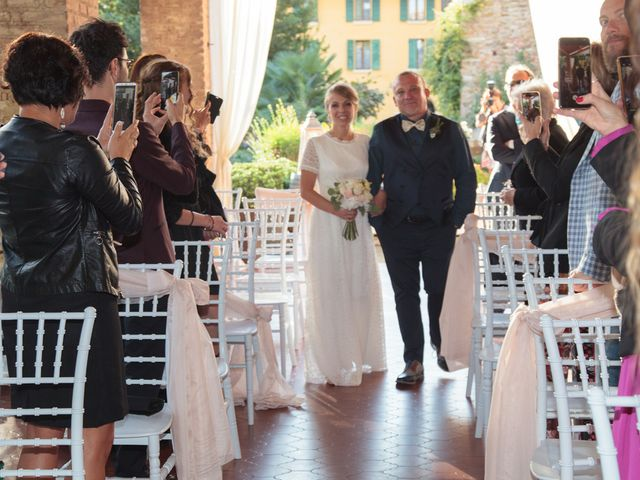 Il matrimonio di Marcella e Giorgio a Volta Mantovana, Mantova 7