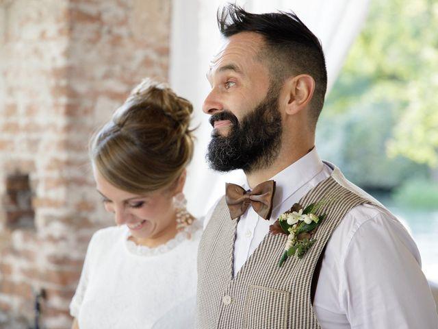 Il matrimonio di Marcella e Giorgio a Volta Mantovana, Mantova 9