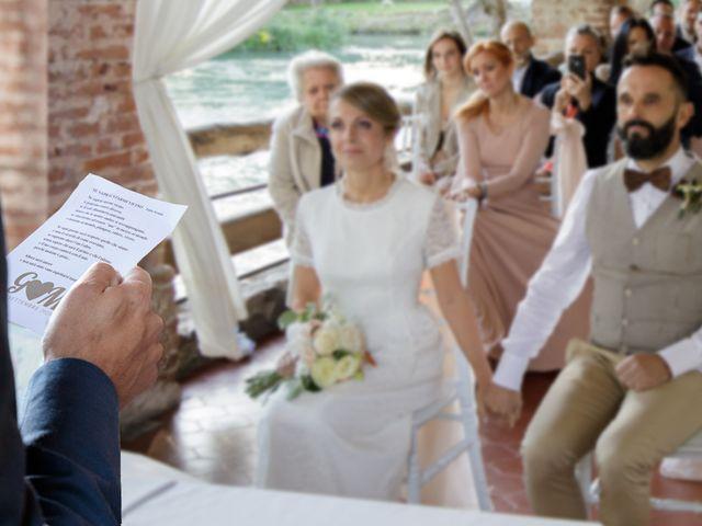 Il matrimonio di Marcella e Giorgio a Volta Mantovana, Mantova 14