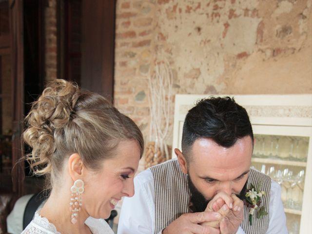 Il matrimonio di Marcella e Giorgio a Volta Mantovana, Mantova 16