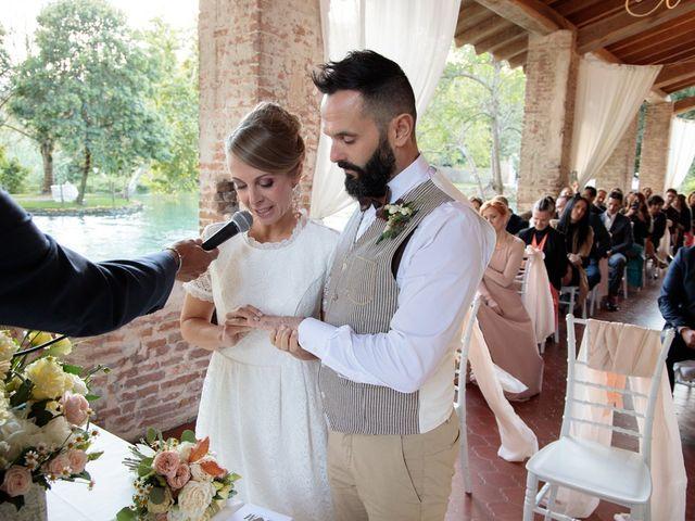 Il matrimonio di Marcella e Giorgio a Volta Mantovana, Mantova 17