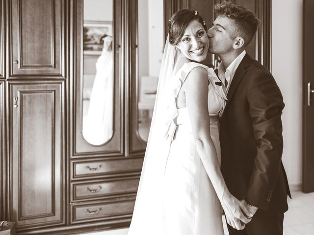Il matrimonio di Giuseppe e Vanessa a Ostiglia, Mantova 11