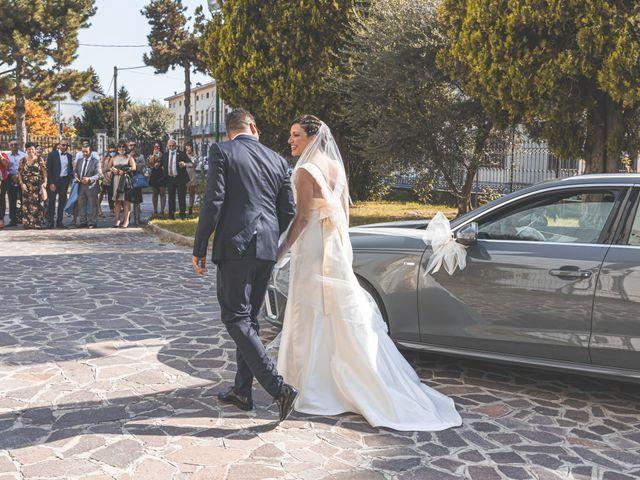 Il matrimonio di Giuseppe e Vanessa a Ostiglia, Mantova 13