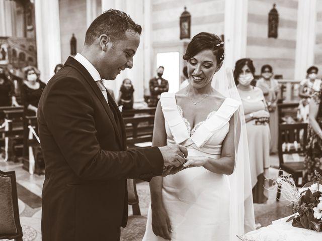 Il matrimonio di Giuseppe e Vanessa a Ostiglia, Mantova 14