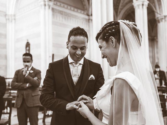 Il matrimonio di Giuseppe e Vanessa a Ostiglia, Mantova 15