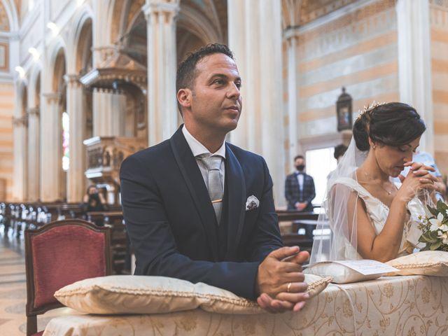 Il matrimonio di Giuseppe e Vanessa a Ostiglia, Mantova 17