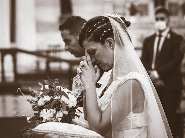 Il matrimonio di Giuseppe e Vanessa a Ostiglia, Mantova 18