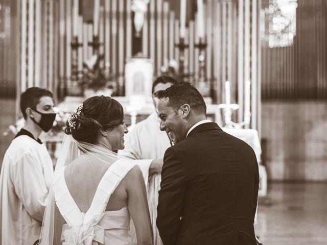 Il matrimonio di Giuseppe e Vanessa a Ostiglia, Mantova 19
