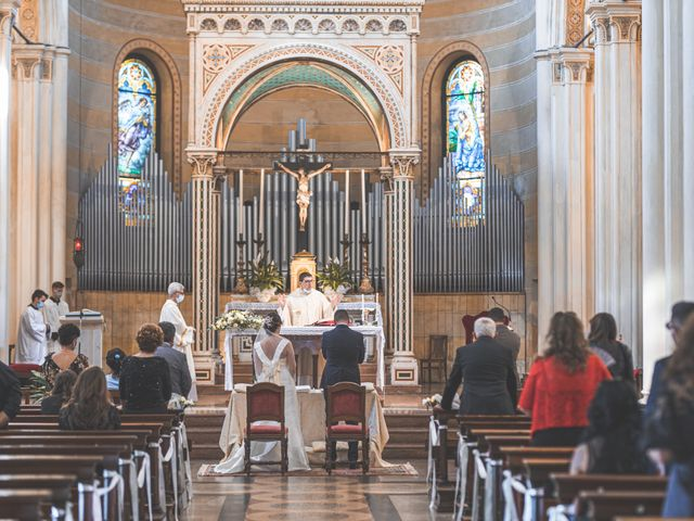 Il matrimonio di Giuseppe e Vanessa a Ostiglia, Mantova 20