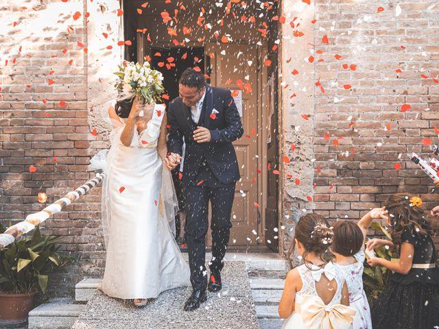 Il matrimonio di Giuseppe e Vanessa a Ostiglia, Mantova 24