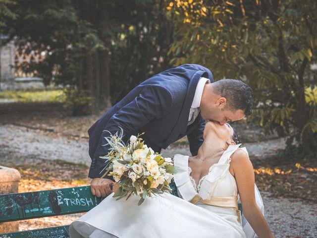 Il matrimonio di Giuseppe e Vanessa a Ostiglia, Mantova 27