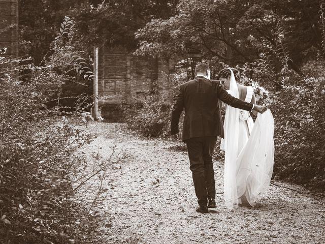 Il matrimonio di Giuseppe e Vanessa a Ostiglia, Mantova 1