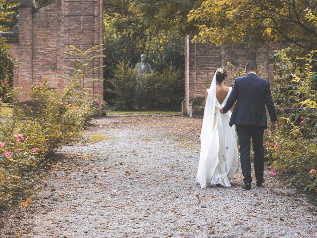 Il matrimonio di Giuseppe e Vanessa a Ostiglia, Mantova 30