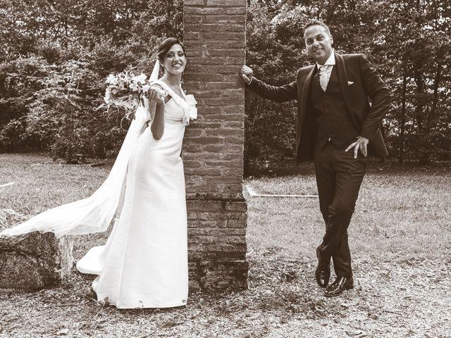 Il matrimonio di Giuseppe e Vanessa a Ostiglia, Mantova 31