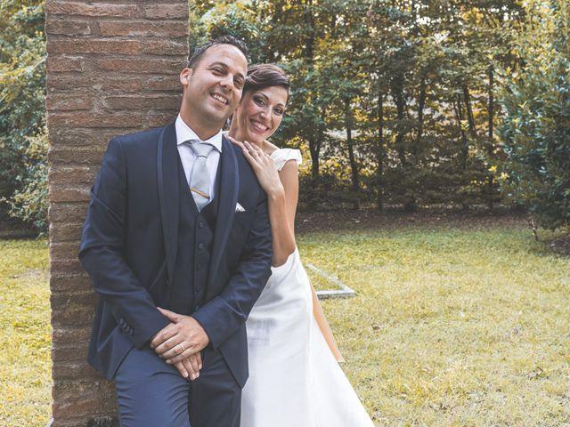 Il matrimonio di Giuseppe e Vanessa a Ostiglia, Mantova 32