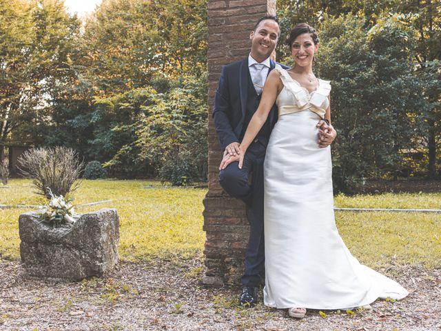 Il matrimonio di Giuseppe e Vanessa a Ostiglia, Mantova 33