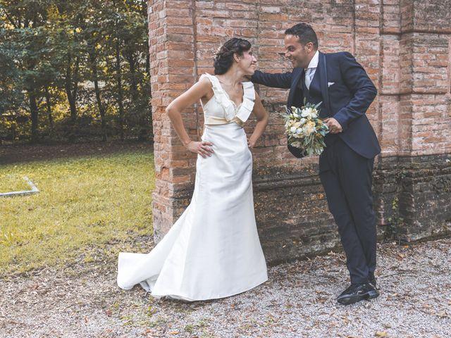 Il matrimonio di Giuseppe e Vanessa a Ostiglia, Mantova 34