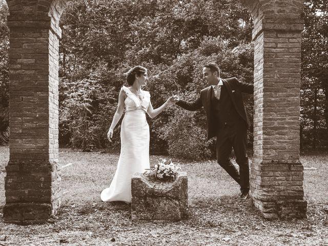 Il matrimonio di Giuseppe e Vanessa a Ostiglia, Mantova 35