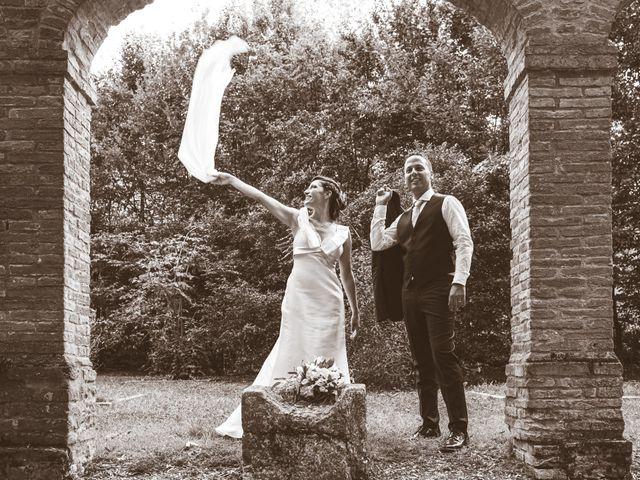 Il matrimonio di Giuseppe e Vanessa a Ostiglia, Mantova 36