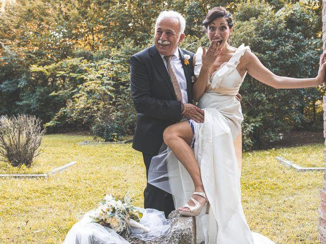 Il matrimonio di Giuseppe e Vanessa a Ostiglia, Mantova 38