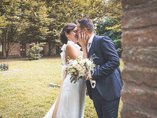 Il matrimonio di Giuseppe e Vanessa a Ostiglia, Mantova 39