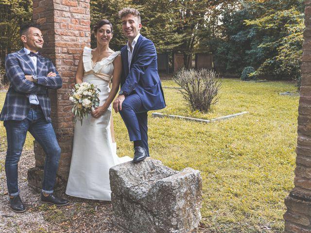 Il matrimonio di Giuseppe e Vanessa a Ostiglia, Mantova 40