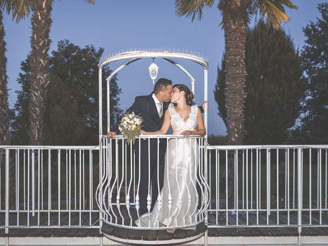 Il matrimonio di Giuseppe e Vanessa a Ostiglia, Mantova 48