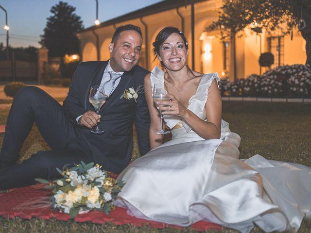 Il matrimonio di Giuseppe e Vanessa a Ostiglia, Mantova 2