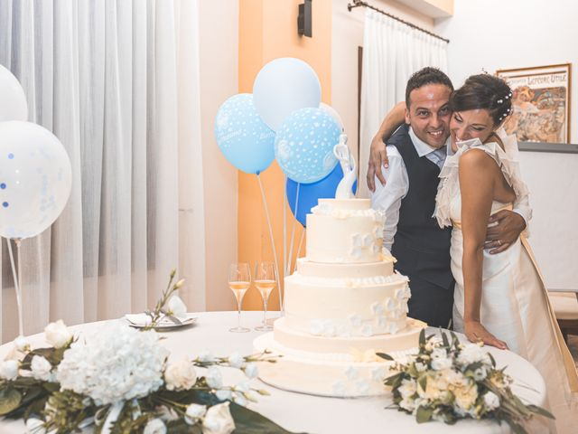 Il matrimonio di Giuseppe e Vanessa a Ostiglia, Mantova 57