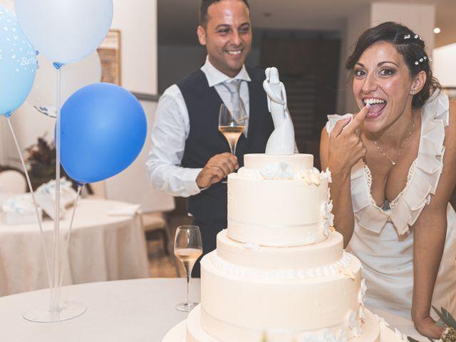 Il matrimonio di Giuseppe e Vanessa a Ostiglia, Mantova 58