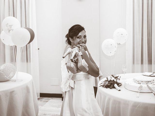 Il matrimonio di Giuseppe e Vanessa a Ostiglia, Mantova 59