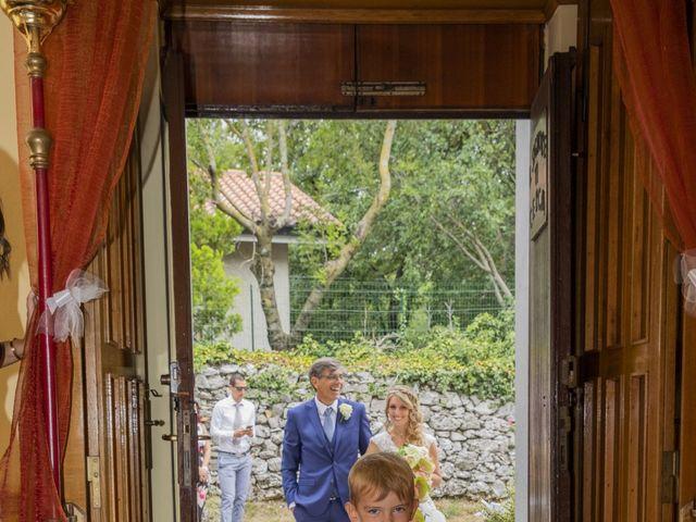 Il matrimonio di Stefano e Giada a San Floriano del Collio, Gorizia 3