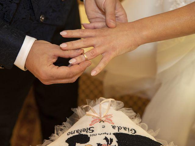 Il matrimonio di Stefano e Giada a San Floriano del Collio, Gorizia 4