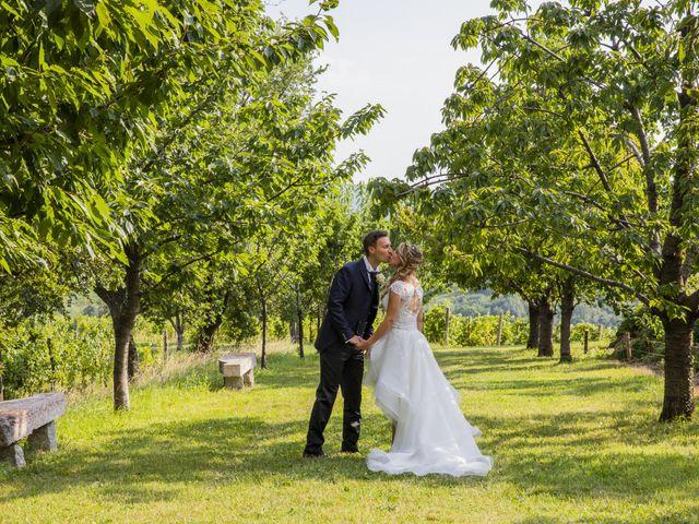 Il matrimonio di Stefano e Giada a San Floriano del Collio, Gorizia 14