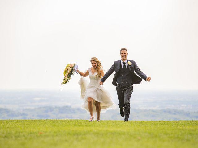 Il matrimonio di Stefano e Giada a San Floriano del Collio, Gorizia 19
