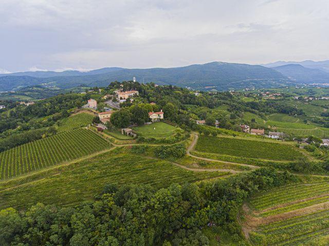 Il matrimonio di Stefano e Giada a San Floriano del Collio, Gorizia 24