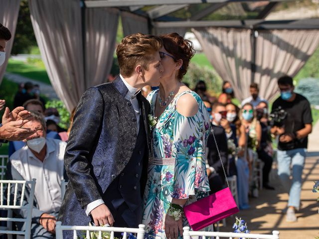Il matrimonio di Arianna e Alessandra a Nembro, Bergamo 16