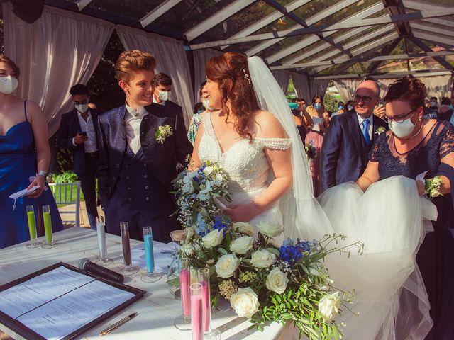 Il matrimonio di Arianna e Alessandra a Nembro, Bergamo 20