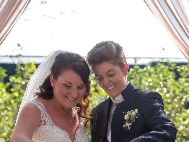 Il matrimonio di Arianna e Alessandra a Nembro, Bergamo 22