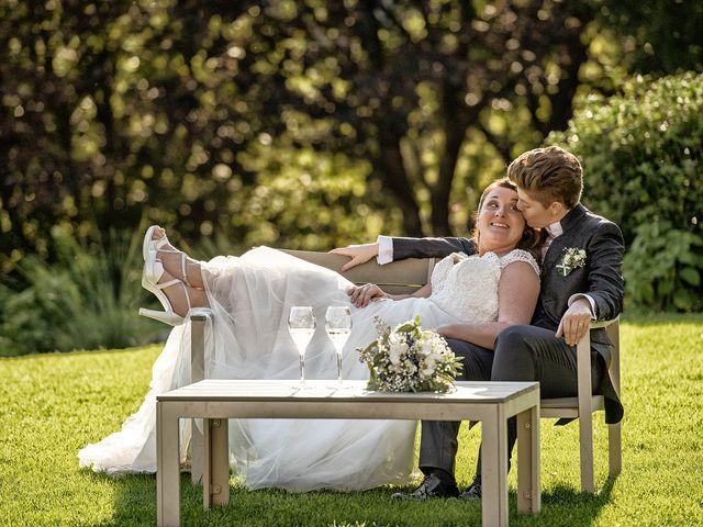 Il matrimonio di Arianna e Alessandra a Nembro, Bergamo 35