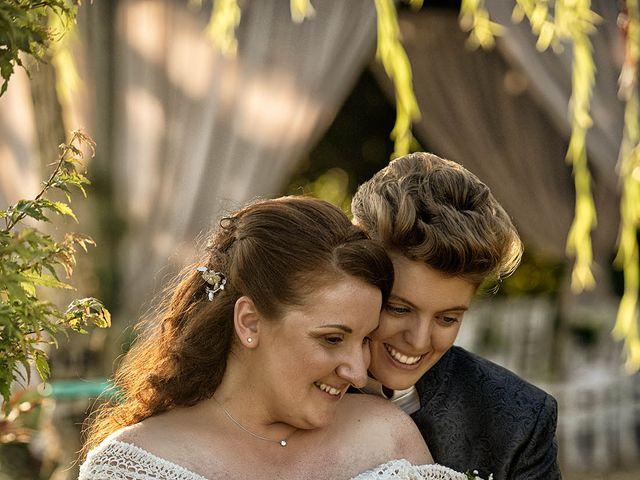 Il matrimonio di Arianna e Alessandra a Nembro, Bergamo 39