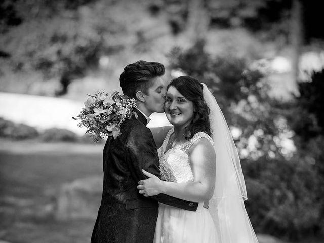Il matrimonio di Arianna e Alessandra a Nembro, Bergamo 40
