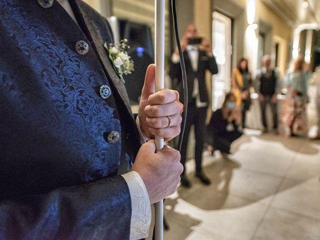 Il matrimonio di Arianna e Alessandra a Nembro, Bergamo 52