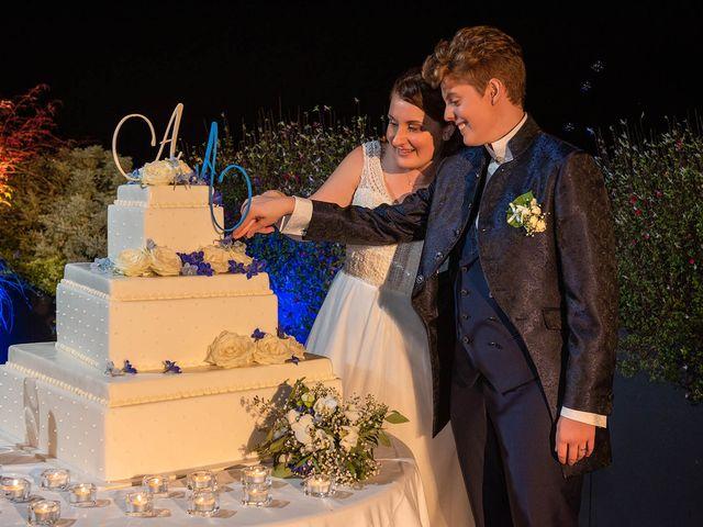 Il matrimonio di Arianna e Alessandra a Nembro, Bergamo 55