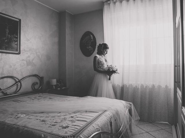 Il matrimonio di Fabio e Ilaria a Monticelli Brusati, Brescia 9